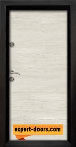 Блиндирана входна врата модел Ale Door 402